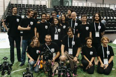 La France : championne du monde de football robotisé