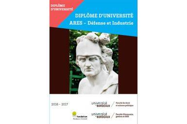 Lancement du DU «Défense & Aérospatial» de l'université de Bordeaux