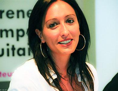 Emilie GARCIA, Entrepreneuriat Campus Aquitaine (ECA), coordinatrice de 2010 à 2014