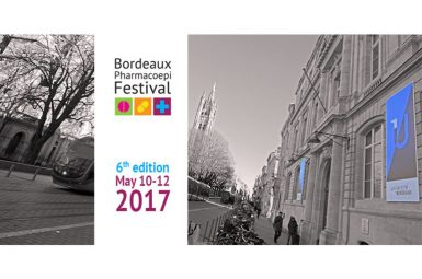 Les plus grands spécialistes de la pharmaco-épidémiologie réunis à l'occasion du Bordeaux Pharmacoepi Festival 2017