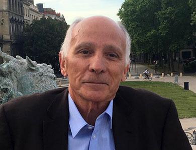 Professeur André TAYTARD, FGLMR, Président