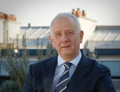 Marc LEGARDEUR, directeur de la Banque Patrimoniale d'AXA
