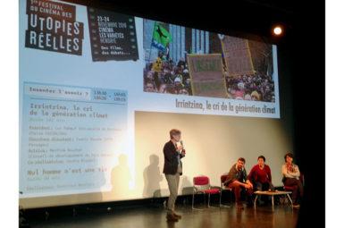 Festival du Cinéma des Utopies Réelles : retour sur l'événement