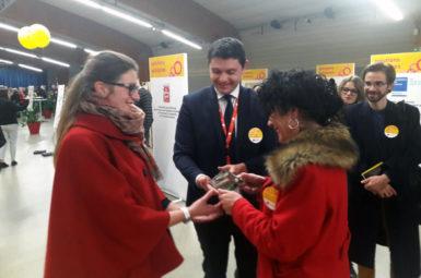 Prix de master 2018 : un travail en faveur de l'agriculture de proximité récompensé par la chaire