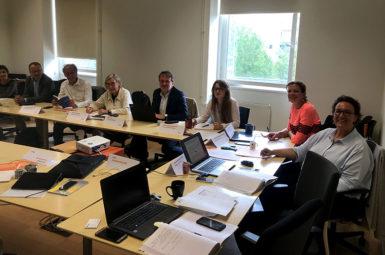 1er Comité de Pilotage réussi pour le DU e-Pharm Clin !