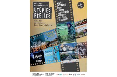 Chaire CRISALIDH – C'est parti pour la deuxième édition du Festival du Cinéma des Utopies Réelles !