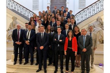 L'excellence des étudiants de la Faculté de Bordeaux récompensée par la chaire
