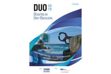 Intervention lors du congrès DUO 2019 (San Sebastian – Espagne)
