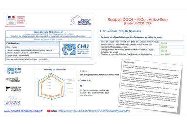 Une évaluation très positive du projet Ambu-Rein