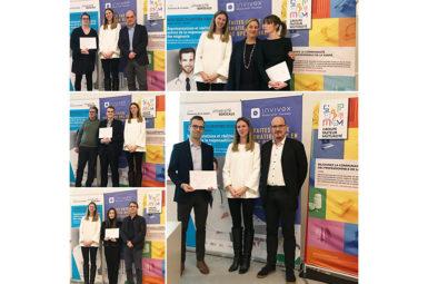 Prix santé – Cinq jeunes docteurs mis à l'honneur