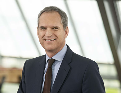 Jean-François BROCHARD, Président de ROCHE Pharma France
