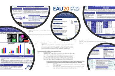 Congrès Européen d'Urologie 2020 – Cinq études UroCCR présentées