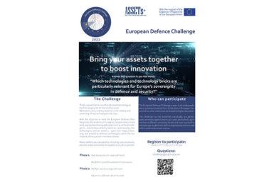 ASSETs+ lance son challenge européen!