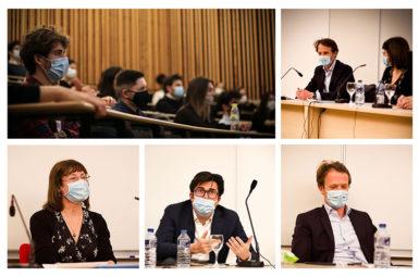 Conférence sur le métier d'avocat fiscaliste