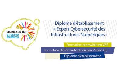 Diplôme d'établissement « Expert Cybersécurité »