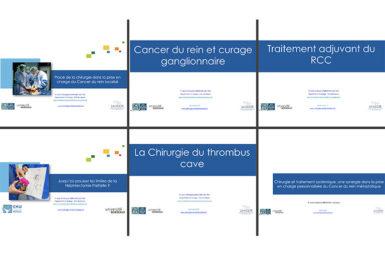 Participation au Diplôme d'Enseignement Supérieur d'Urologie